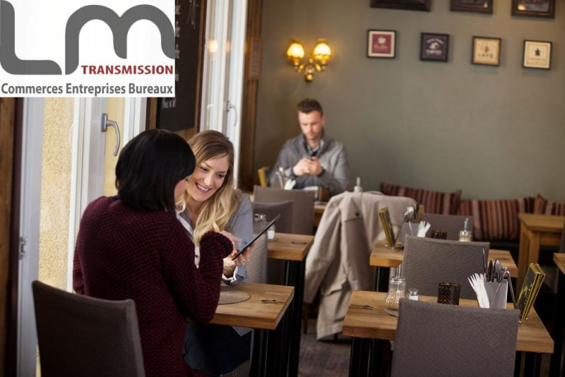 Fonds de Commerce Restaurant Paris 18ème