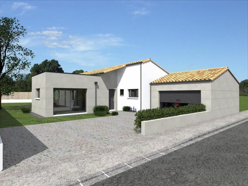 Maison  6 pièces + Terrain 758 m² Saint-Michel-le-Cloucq par ALLIANCE CONSTRUCTION LA ROCHE SUR YON