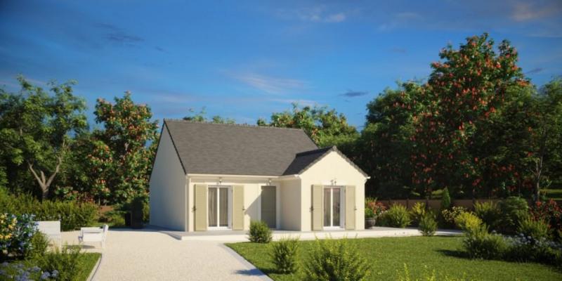 Maison  2 pièces + Terrain 243 m² La Ferté-sous-Jouarre par MAISONS PIERRE