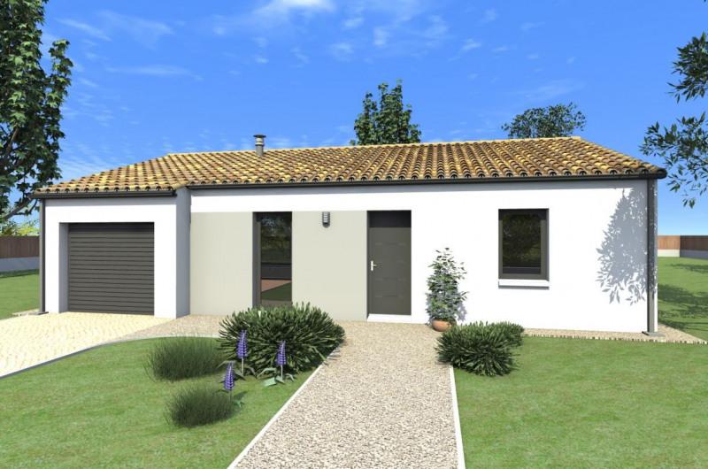Maison  4 pièces + Terrain 400 m² Chauray par ALLIANCE CONSTRUCTION NIORT