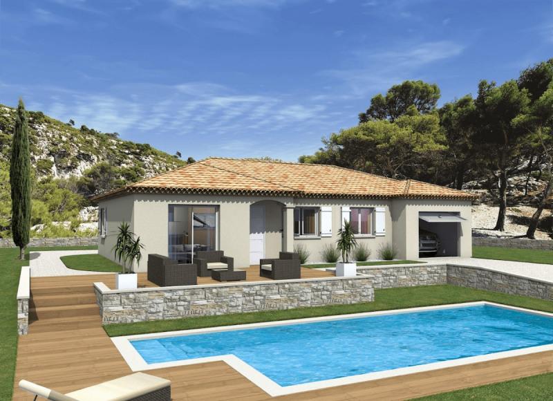 Maison  4 pièces + Terrain 1500 m² Pont-Saint-Esprit par Maisons Punch