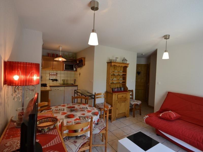 Location vacances Flumet -  Appartement - 6 personnes - Télévision - Photo N° 1