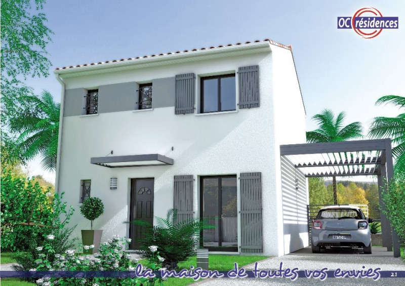 Maison  5 pièces + Terrain 180 m² Lézignan-Corbières par OC RESIDENCES - NARBONNE