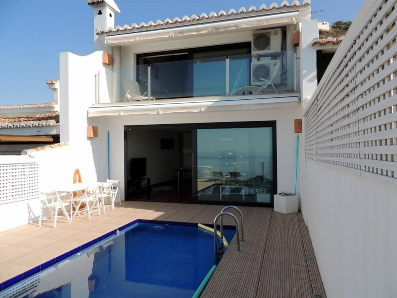 Holiday rentals Almuñécar - House - 6 persons - Garden furniture - Photo N° 1
