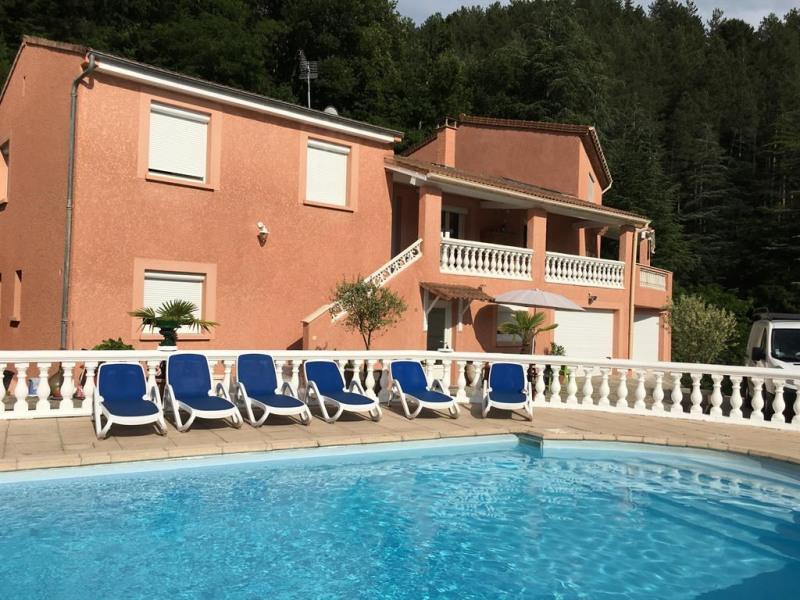 Alquileres de vacaciones Vals-les-Bains - Apartamento - 4 personas - BBQ - Foto N° 1