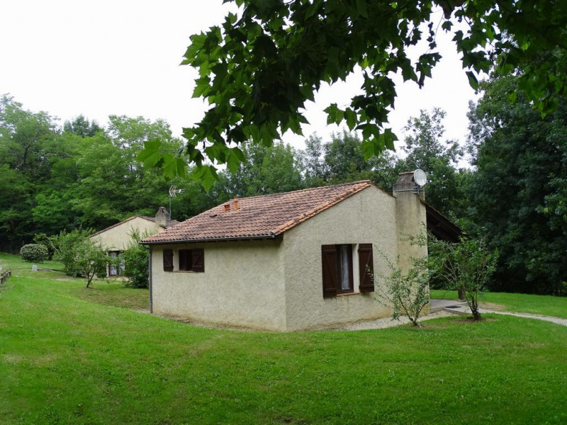 Holiday rentals Casseneuil - House - 4 persons - Garden furniture - Photo N° 1