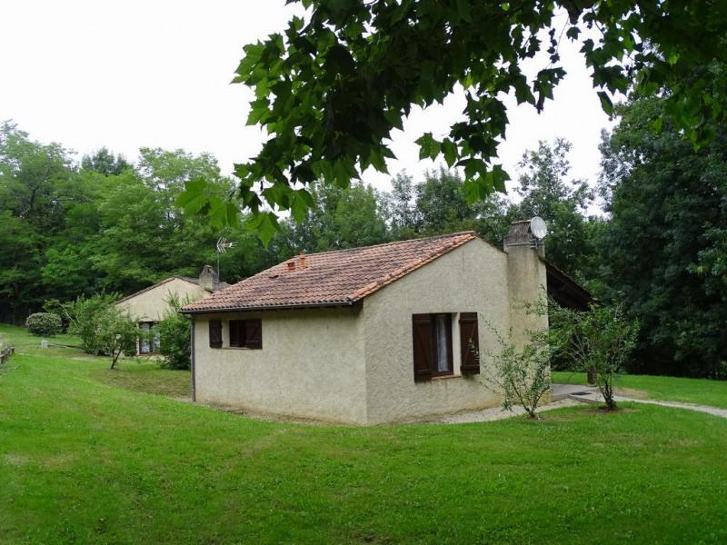 Alquileres de vacaciones Casseneuil - Casa - 4 personas - Mueble de jardín - Foto N° 1