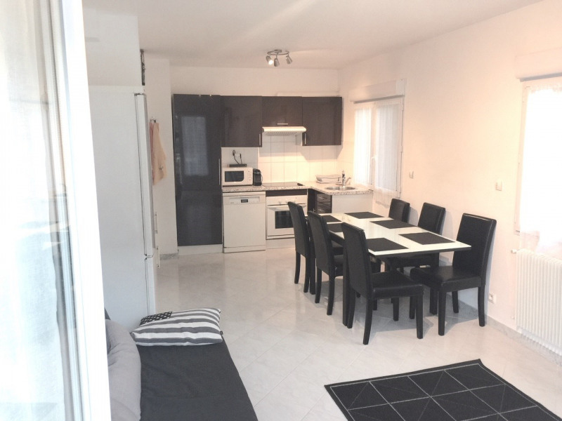 Location vacances Menton -  Appartement - 6 personnes - Salon de jardin - Photo N° 1
