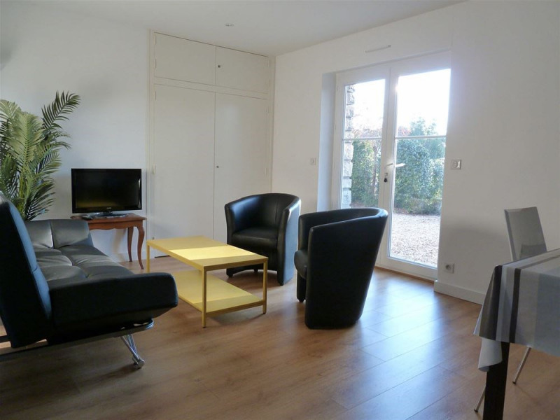 Location vacances Anglet -  Appartement - 4 personnes - Jardin - Photo N° 1