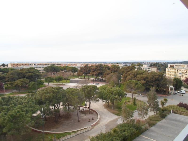 F1 avec vue Parc et vue dégagée sur l'étang