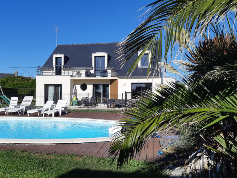 Holiday rentals Penmarc'h - House - 13 persons - BBQ - Photo N° 1