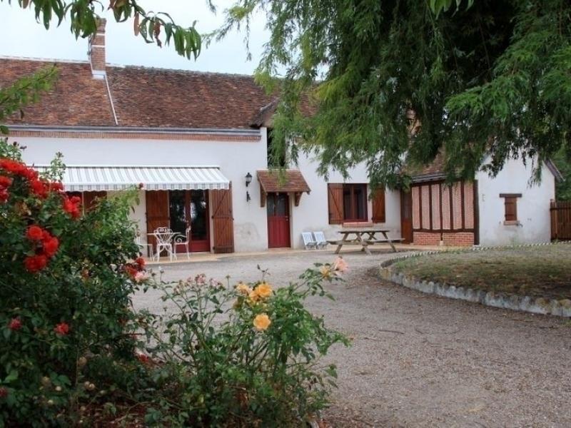 Location vacances Mont-près-Chambord -  Maison - 4 personnes - Barbecue - Photo N° 1