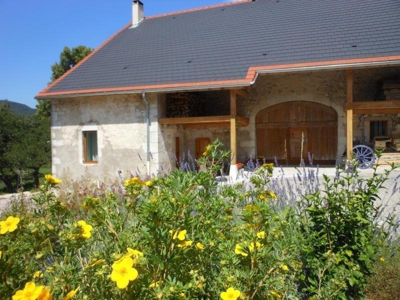 Location vacances Haut-Valromey -  Maison - 10 personnes - Barbecue - Photo N° 1