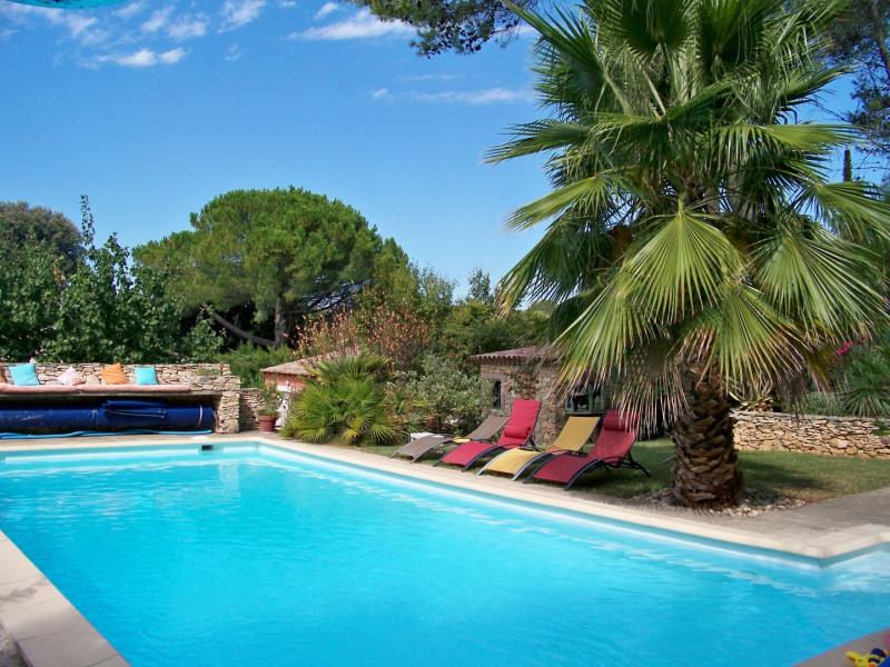 Location vacances Nages-et-Solorgues -  Insolite - 2 personnes - Chaise longue - Photo N° 1