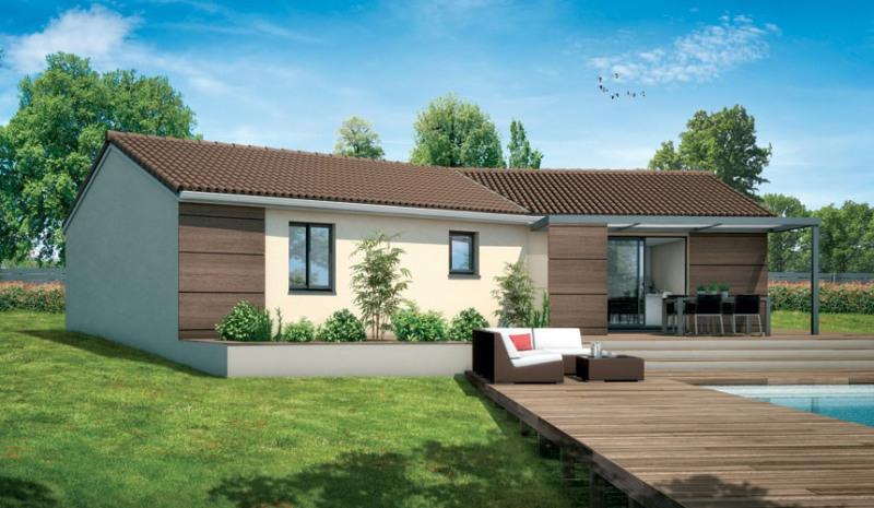 Maison  5 pièces + Terrain 524 m² Sainte-Hélène par MAISONS SANEM