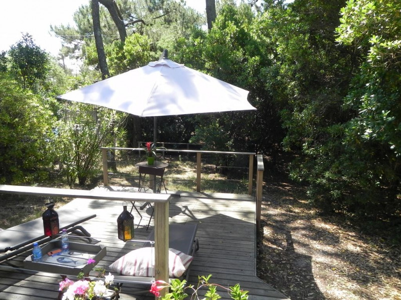 Location vacances Lège-Cap-Ferret -  Maison - 7 personnes - Barbecue - Photo N° 1