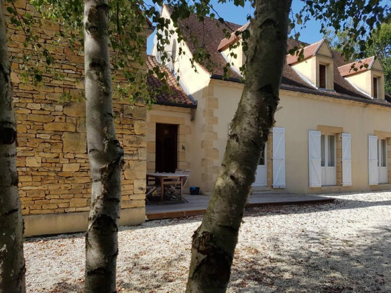 Location vacances Sarlat-la-Canéda -  Maison - 10 personnes - Barbecue - Photo N° 1