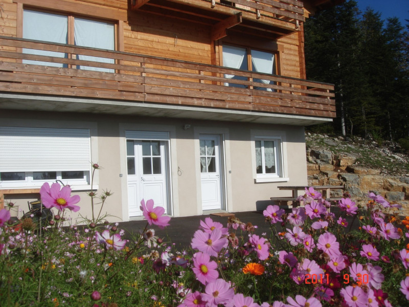Holiday rentals Les Piards - Apartment - 5 persons - BBQ - Photo N° 1