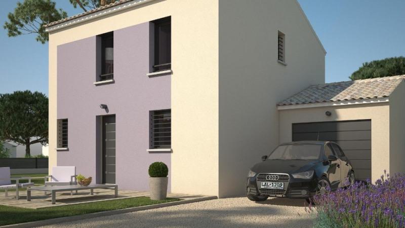 Maison  5 pièces + Terrain 500 m² Solliès-Toucas par MAISONS BALENCY