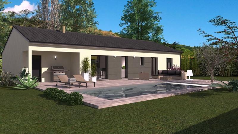 Maison  4 pièces + Terrain 500 m² Vézeronce-Curtin par Maison Familiale Decines Charpieu