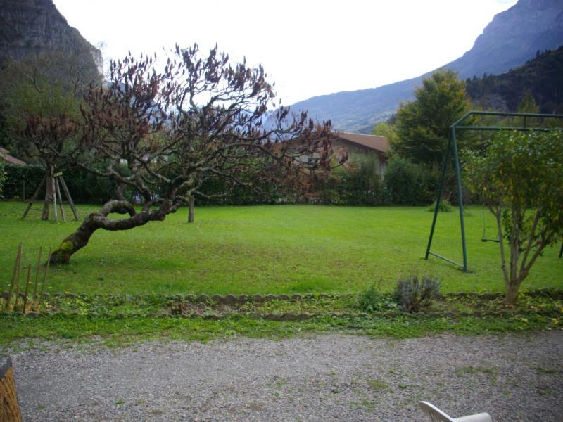 Location vacances Magland -  Appartement - 4 personnes - Jardin - Photo N° 1