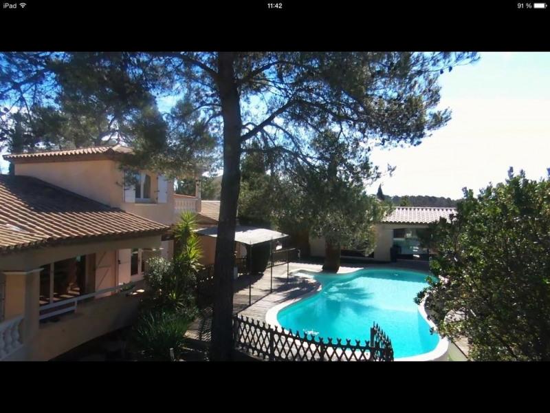 Alquileres de vacaciones Bagnols-en-Forêt - Casa - 10 personas - Silla de cubierta - Foto N° 1