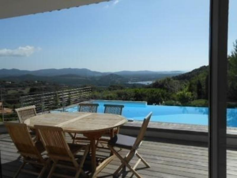 Location vacances Porto-Vecchio -  Maison - 10 personnes - Barbecue - Photo N° 1