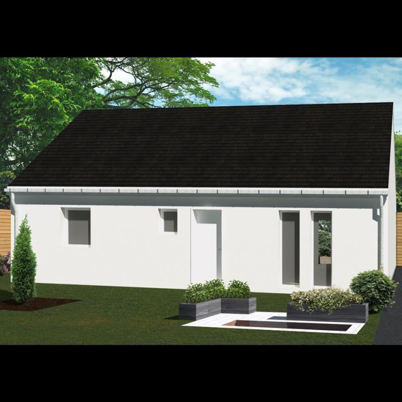 Maison  Thibie par VILLACREA
