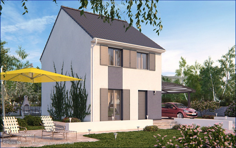 Maison  5 pièces + Terrain Limay par MAISONS PIERRE