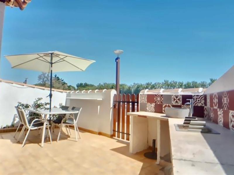 Location vacances Saintes-Maries-de-la-Mer -  Appartement - 6 personnes - Barbecue - Photo N° 1