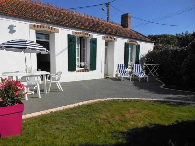 Location vacances Noirmoutier-en-l'Île -  Maison - 5 personnes - Barbecue - Photo N° 1