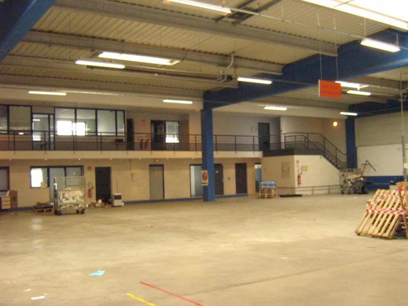 Location Local d'activités / Entrepôt Saint-Quentin-Fallavier