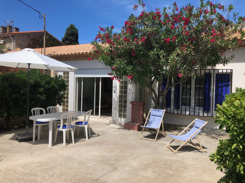 Location vacances Leucate -  Maison - 6 personnes - Barbecue - Photo N° 1