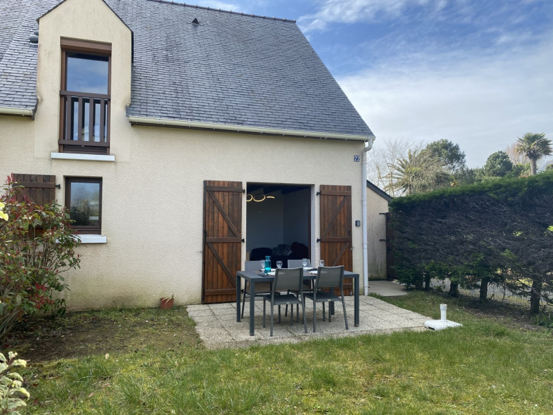 Holiday rentals Clohars-Carnoët - House - 4 persons - BBQ - Photo N° 1