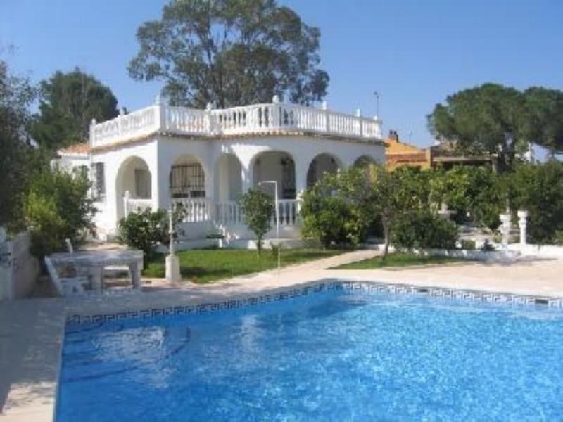 Villa pour 8 pers. avec piscine privée, Torrevieja