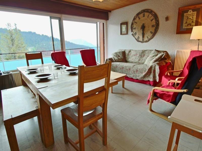 appartement 3 pièces rénové, spacieux, trés belle vue.