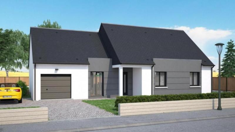 Maison  5 pièces + Terrain 603 m² Candé-sur-Beuvron par maisons ericlor