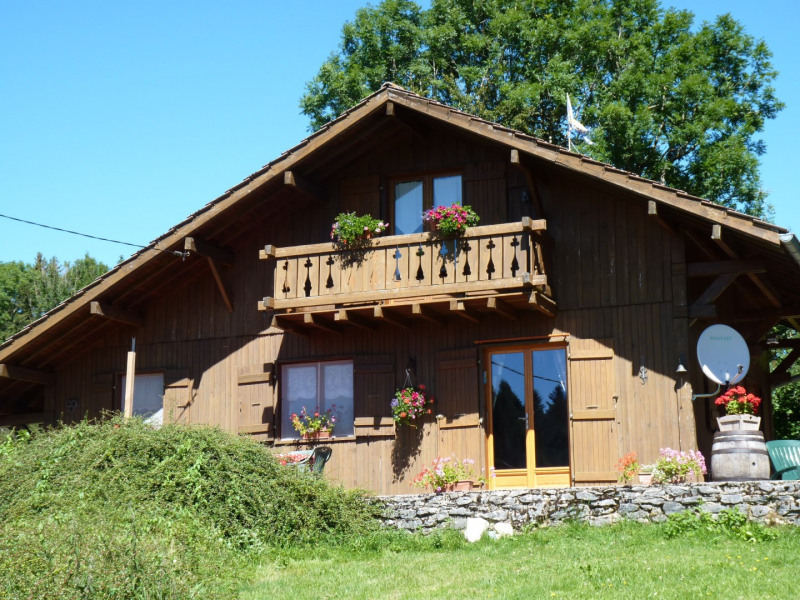 Holiday rentals Hauterive-la-Fresse - House - 8 persons - BBQ - Photo N° 1