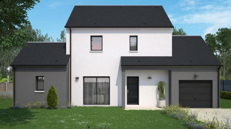 Maison  5 pièces + Terrain 1122 m² Dampierre-en-Burly par maisons ericlor