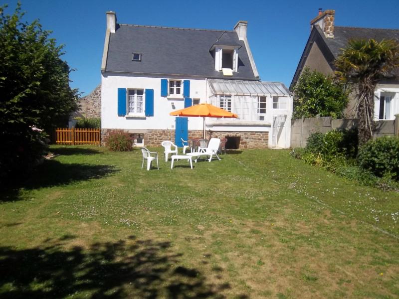 Location vacances Plougasnou -  Maison - 7 personnes - Barbecue - Photo N° 1