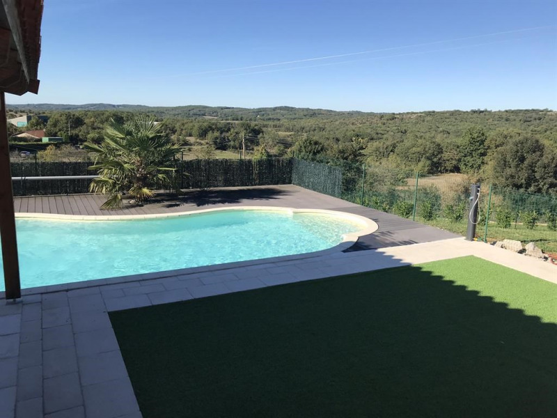 Location vacances Figeac -  Maison - 9 personnes - Barbecue - Photo N° 1