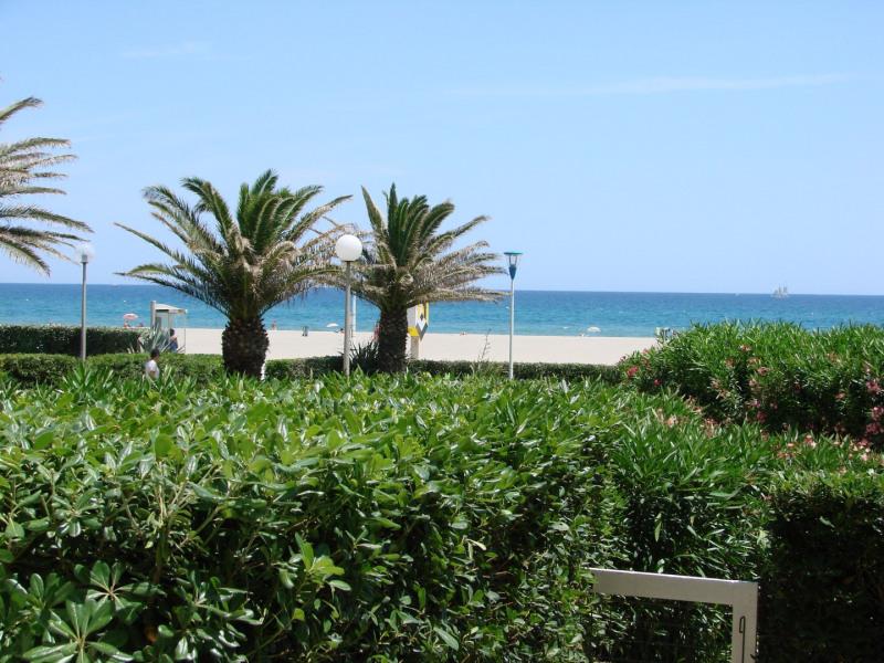 Alquileres de vacaciones Canet-en-Roussillon - Apartamento - 3 personas - Silla de cubierta - Foto N° 1