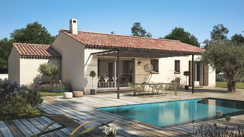 Maison  5 pièces + Terrain 580 m² Roquemaure par LES MAISONS DE MANON
