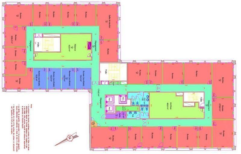 Location Bureau Saint-Quentin