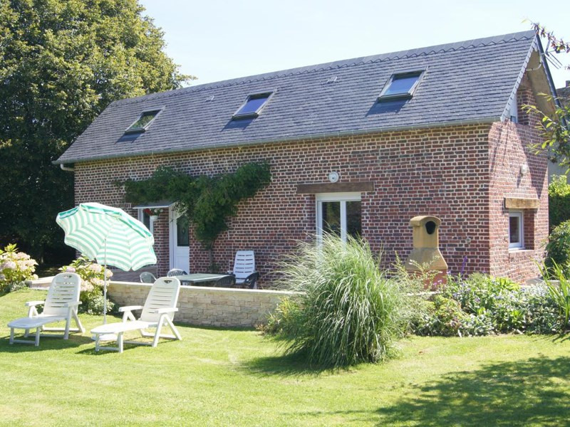 Location vacances Sainte-Marie-au-Bosc -  Gite - 4 personnes - Barbecue - Photo N° 1