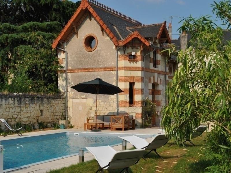 Location vacances Bourgueil -  Maison - 4 personnes - Barbecue - Photo N° 1
