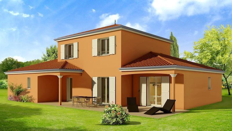 Maison  5 pièces + Terrain 600 m² Parcieux par DEMEURES CALADOISES