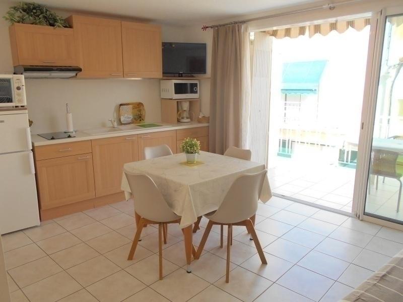 Location vacances Le Grau-du-Roi -  Appartement - 3 personnes - Cuisinière électrique / gaz - Photo N° 1