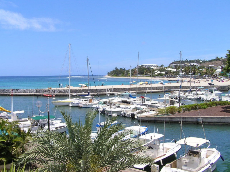 Holiday rentals Saint-Paul - Apartment - 3 persons - Television - Photo N° 1