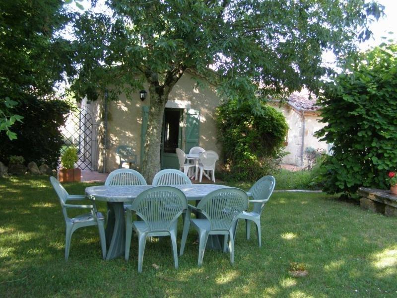 Location vacances Lartigue -  Maison - 5 personnes - Jardin - Photo N° 1